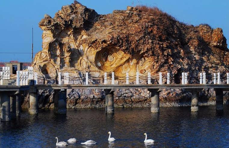 山东·威海·花斑彩石景区