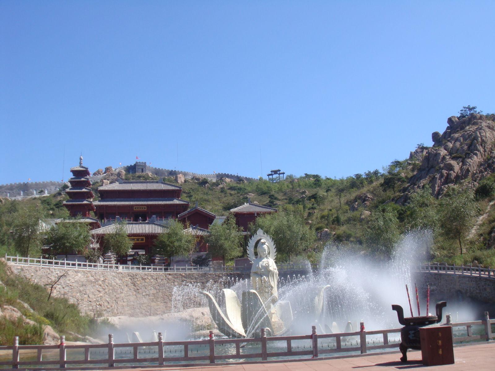 (已删除)山东·临沂·天马岛旅游区